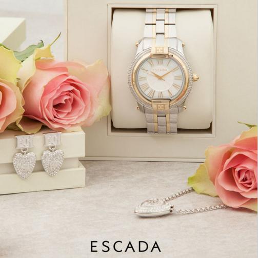 Escada 手表首饰专场