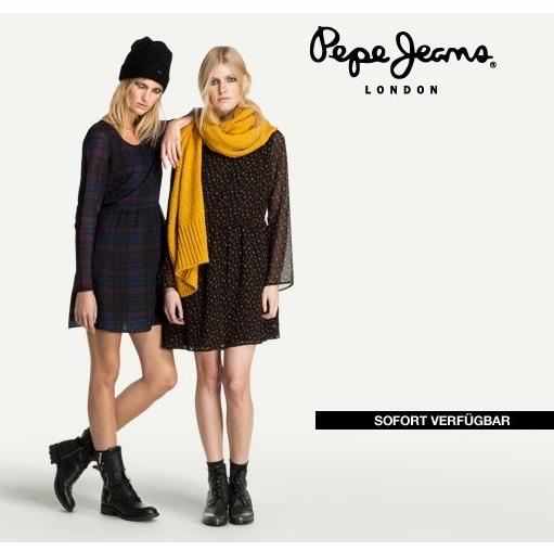 伦敦街头潮牌 Pepe Jeans男女服饰及童装