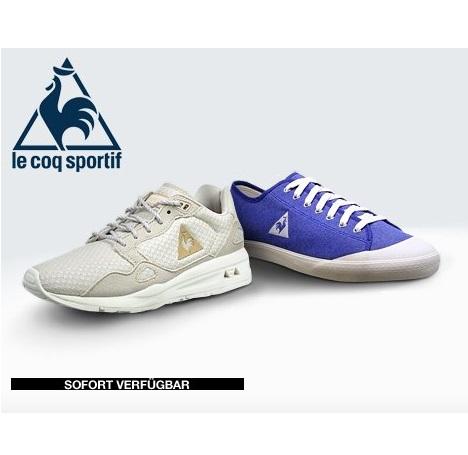 Le Coq Sportif男女休闲鞋履及男装