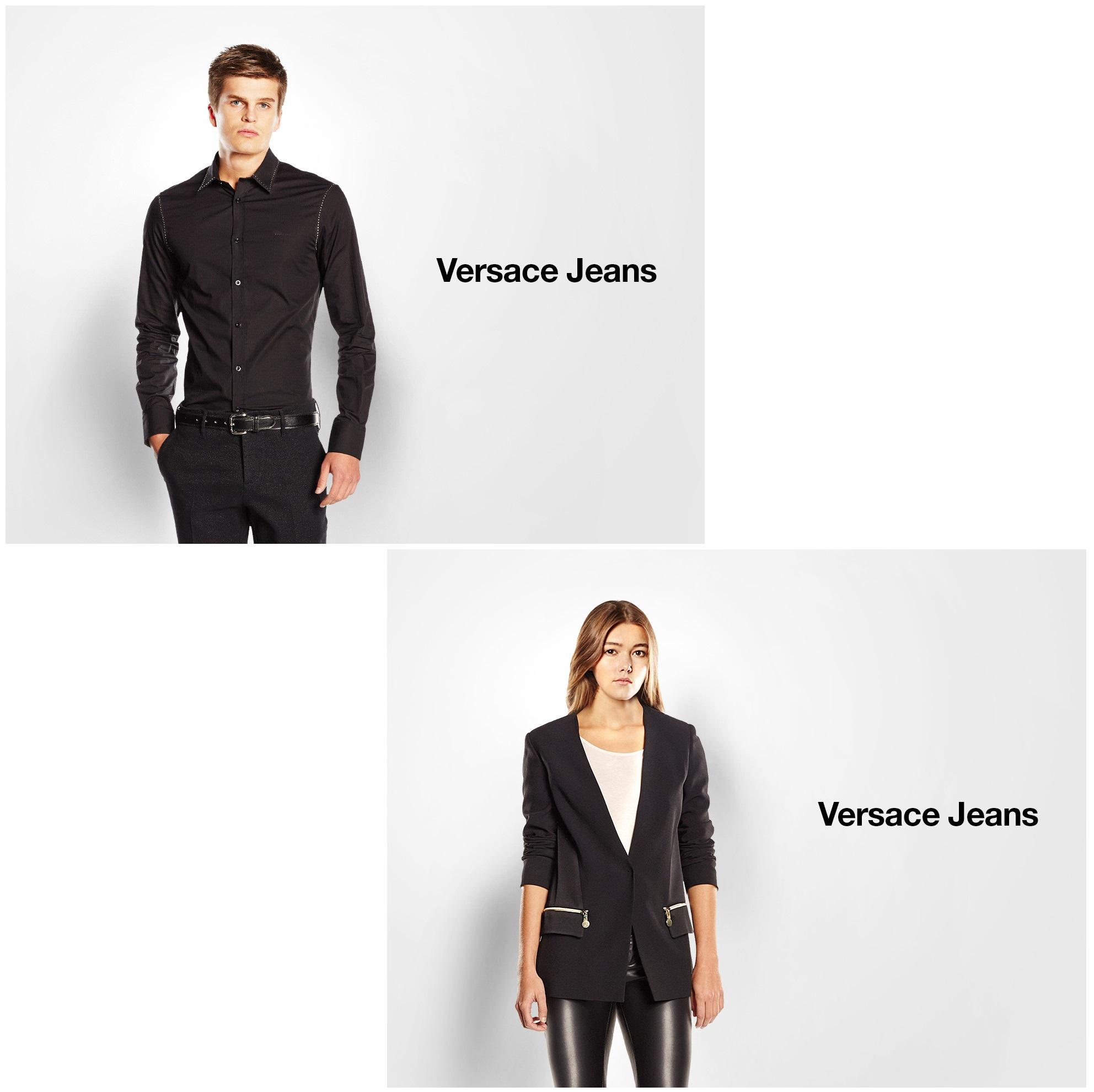 Versace Jeans男女服饰