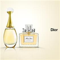 魅惑人心 Dior香水&护肤彩妆