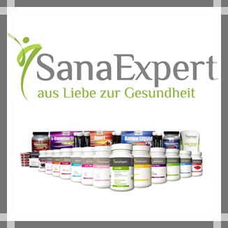 100%德国制造 德国SanaExpert保健品