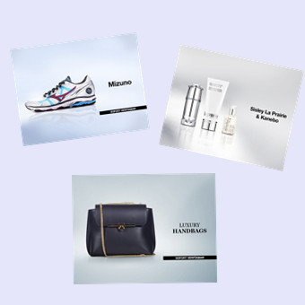 SISLEY LA PRAIRIE & KANEBO 极致护肤/LUXURY HANDBAGS 奢华女包/Mizuno美津浓运动鞋