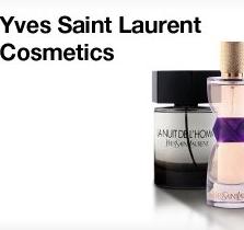 YVES SAINT LAURENT美妆香水系列