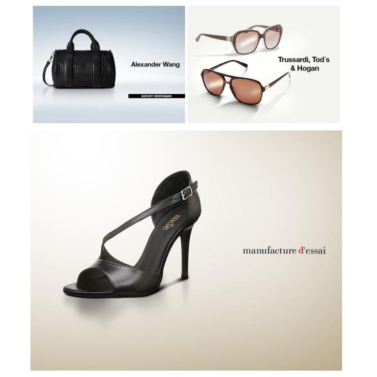 Tod's & Hogan太阳镜/Alexander Wang包袋鞋履/Manufacture D'essai女鞋