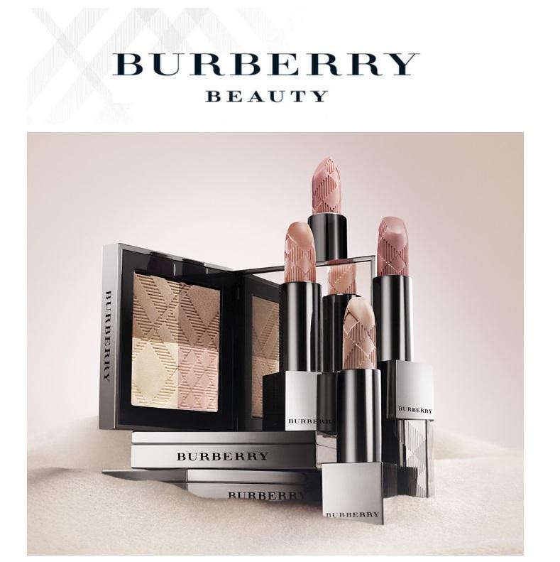 彩妆再现英伦风 Burberry彩妆及香水