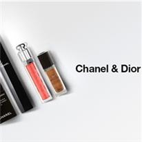 法国双绝 CHANEL & DIOR美妆系列