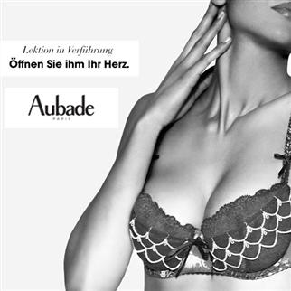 内衣诱惑课堂 法国Aubade顶级内衣