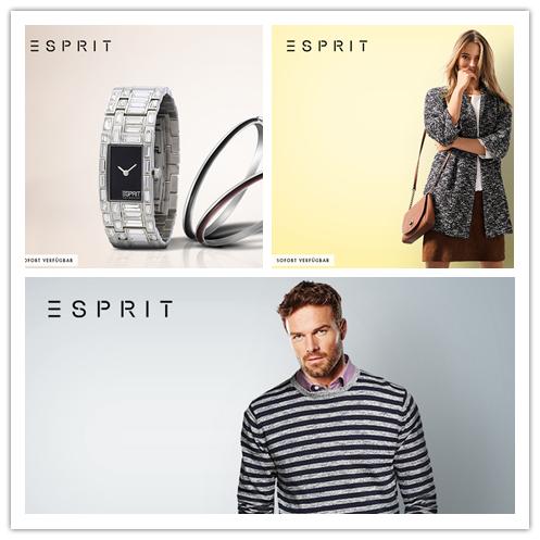 Esprit男女装及饰品