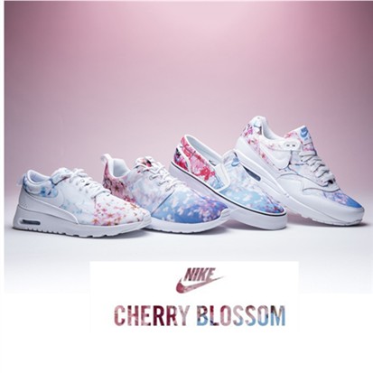 Nike官网春季樱花运动鞋火热上市