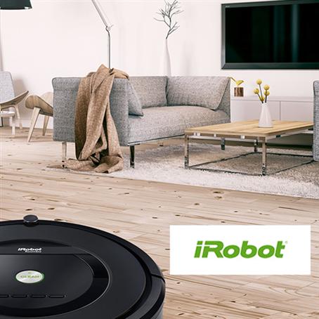 iRobot扫地/拖地机器人多款