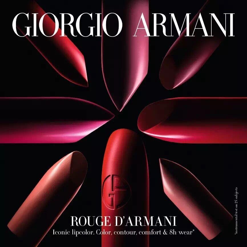 鲜少打折的GIORGIO ARMANI(GA)阿玛尼高端彩妆香水