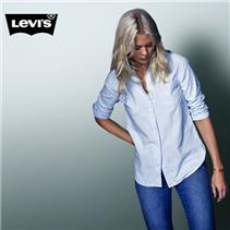 最佳臀型凹起来 Levi's李维斯男女服饰/牛仔裤