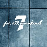 好莱坞明星大爱 7 For All Mankind男女服饰