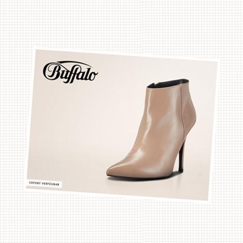 不遗余力的美丽 英国Buffalo London女鞋