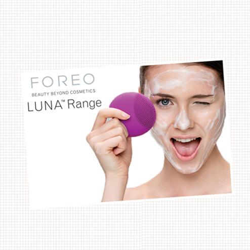 洗脸神器 FOREO电动洁面仪