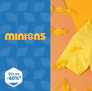 MINIONS 小黄人童装及书包