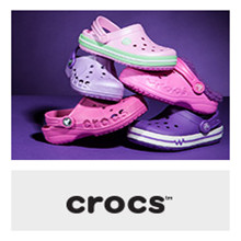 点亮雨季 Crocs卡洛驰鞋履