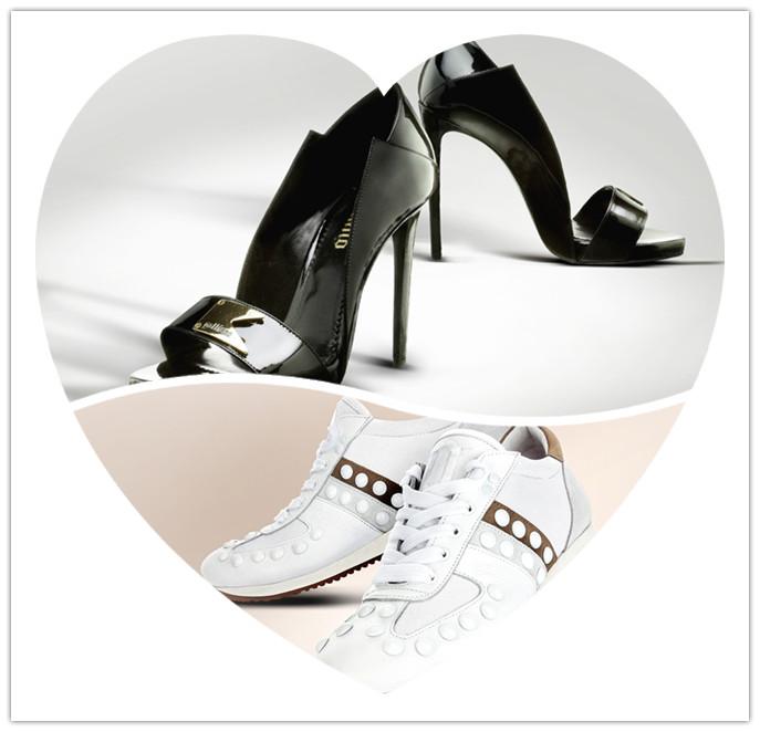 鬼才的魔法 Galliano男女鞋履