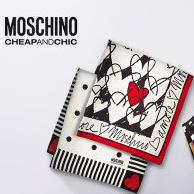 MOSCHINO CHEAP & CHIC各式配饰小物闪购