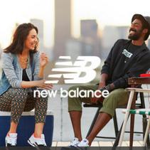 舒适人生New Balance男女服饰及鞋履