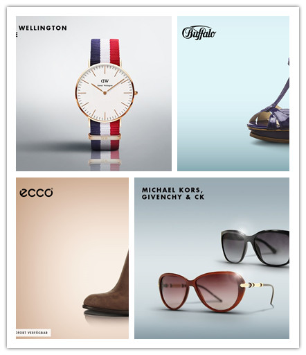 MK&Givenchy太阳镜/Buffalo女鞋/ecco男女鞋履/DW等腕表