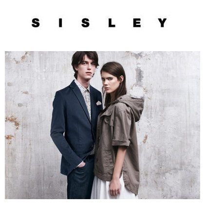 Sisley男女服饰