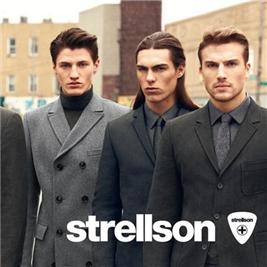 荷尔蒙爆表的气质男牌 Strellson 鞋包配饰