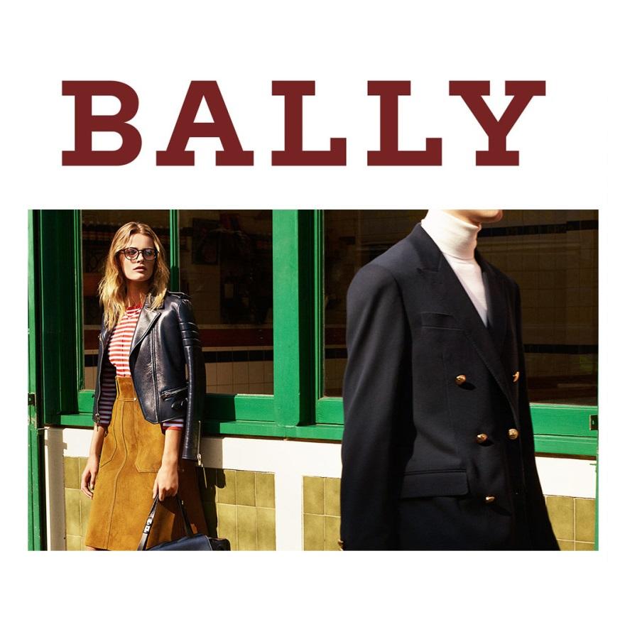 瑞士奢牌Bally 男女包袋饰品及服装
