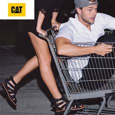 美国休闲/工装鞋巨擘CAT闪购