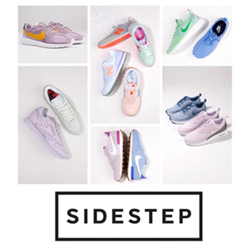 SideStep潮鞋集中站