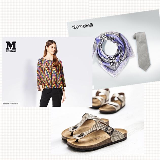 意大利M Missoni女装特卖/Roberto Cavalli 围巾/MANDÈL凉鞋闪购