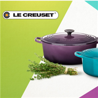 Le Creuset法国珐琅铸铁锅