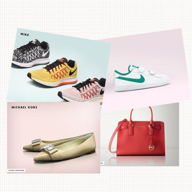 轻奢品牌MICHAEL KORS鞋履包包/NIKE男女鞋及童鞋