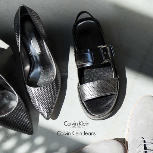 简洁风格 Calvin Klein Jeans男女鞋履