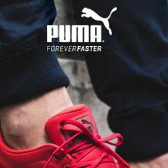运动人生 PUMA男女及儿童服饰鞋履