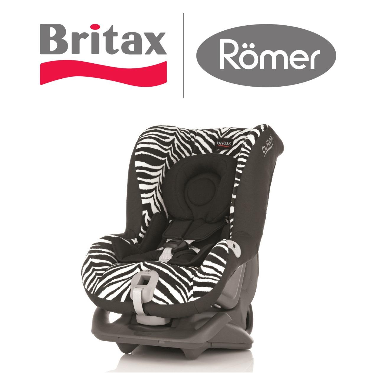 Britax Römer First Class Plus Highline 超级头等舱儿童安全座椅