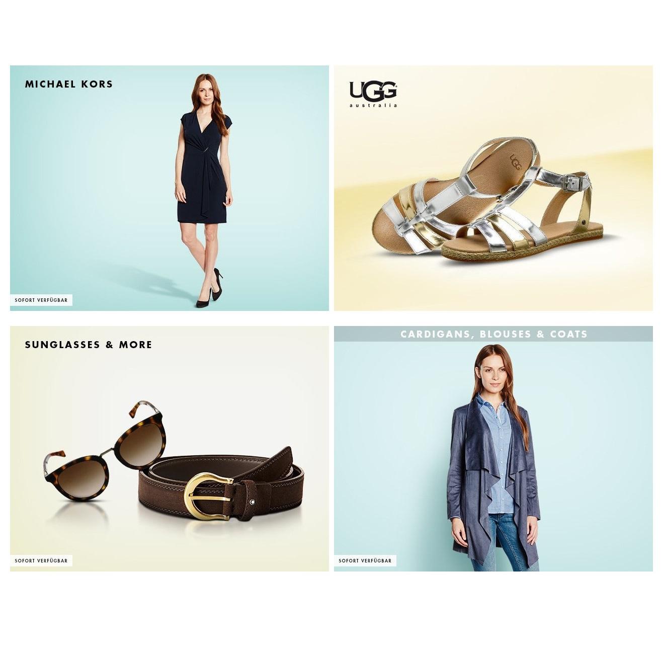 Michael Kors女装/Sunglass & More太阳镜及饰品/女装外套精选/UGG凉鞋