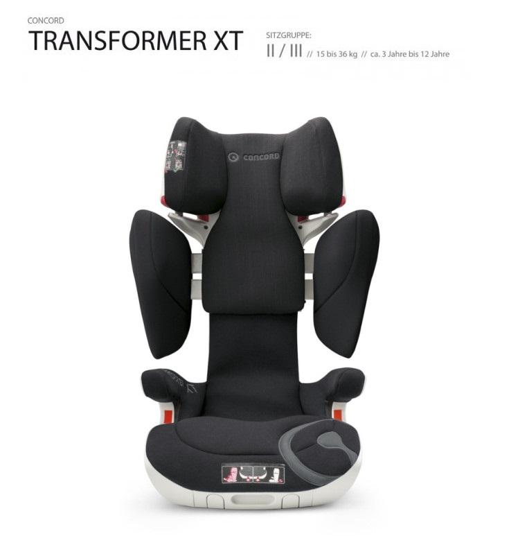 Concord Transformer XT 变形金刚 儿童安全座椅