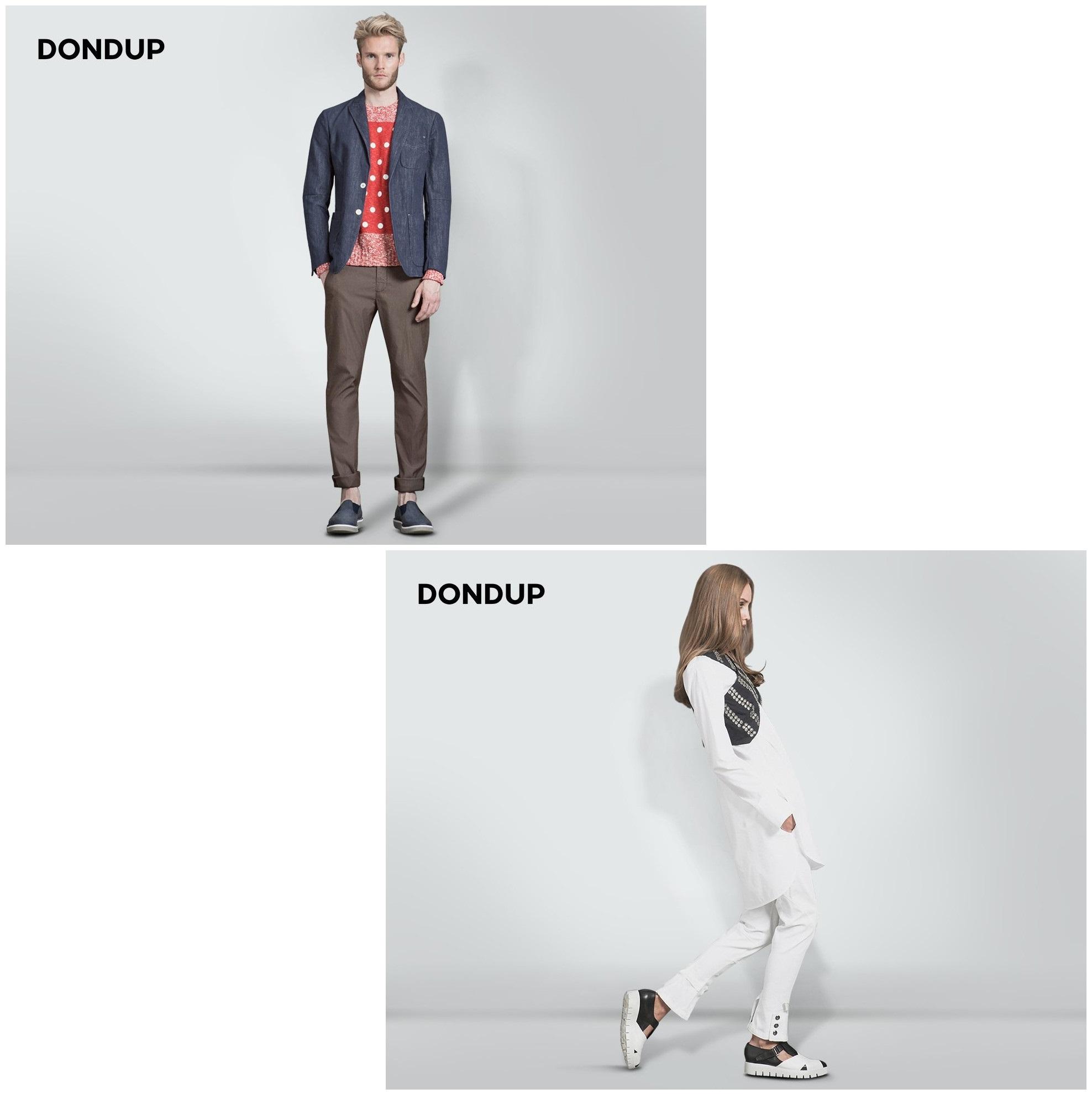 年轻高端时尚品牌 DonDup男女服饰