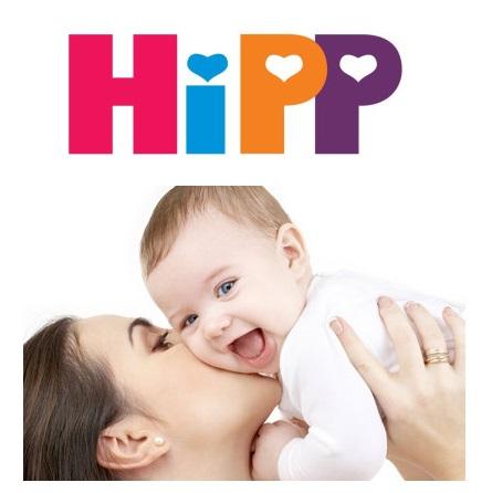 伴你成长 Hipp喜宝多款辅食&洗护品
