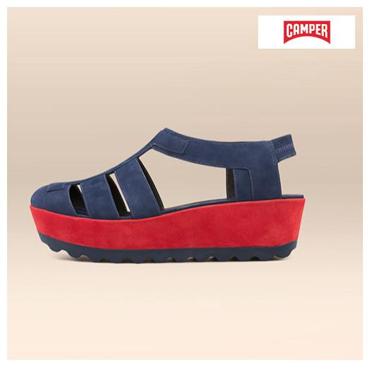 别具一格的西班牙鞋履品牌 Camper