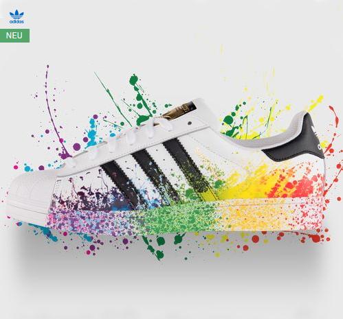 Adidas「Pride Pack」别注系列