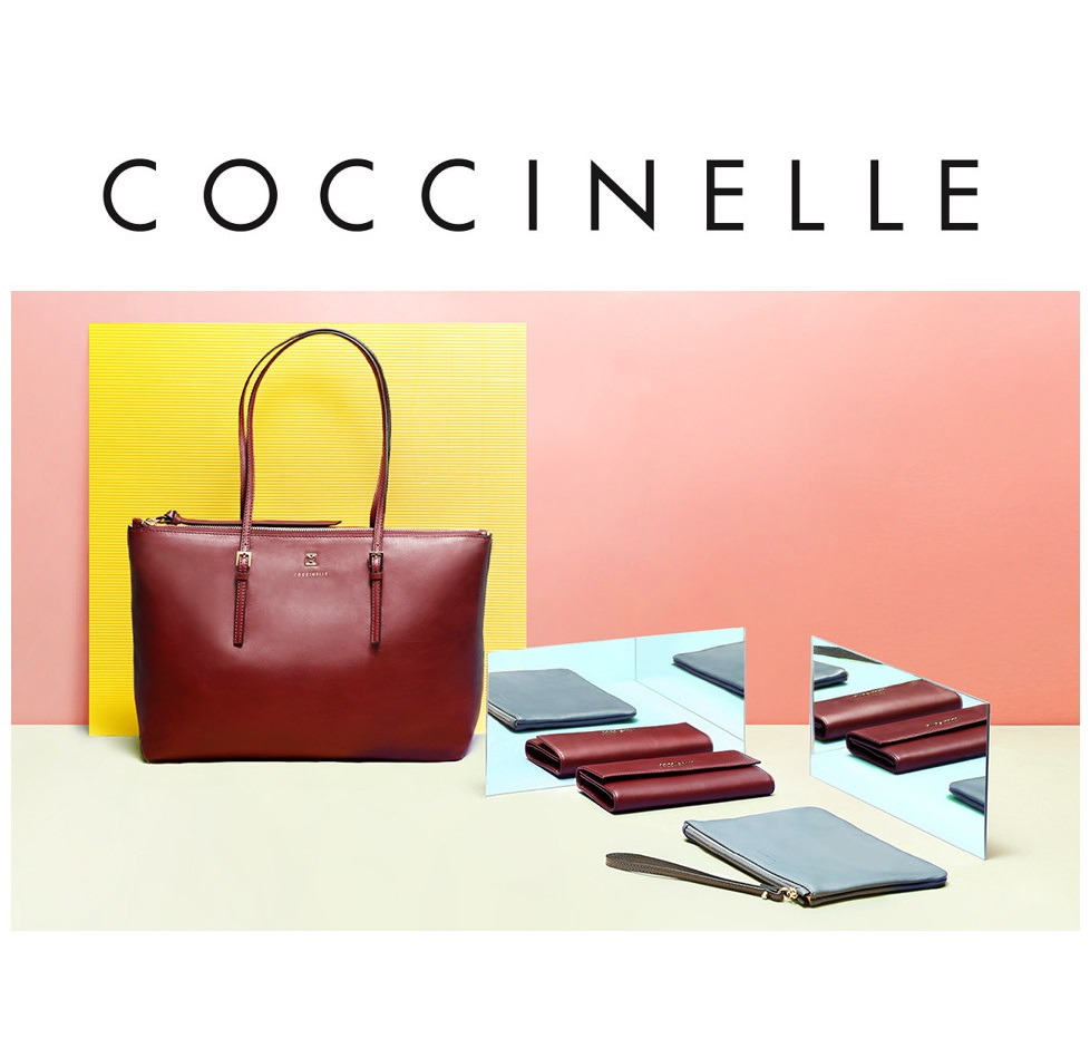 意大利小众皮具品牌 Coccinelle