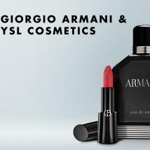 GIORGIO ARMANI & YSL彩妆特卖