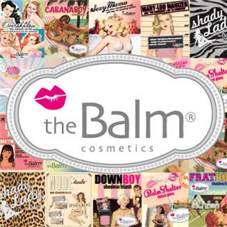 美国小众品牌theBalm 彩妆