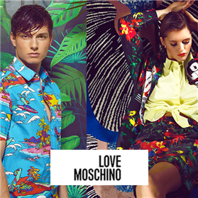 小众独立潮牌 Love Moschino男女服饰