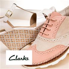 雅致英伦风-Clarks 男女儿童鞋履特卖