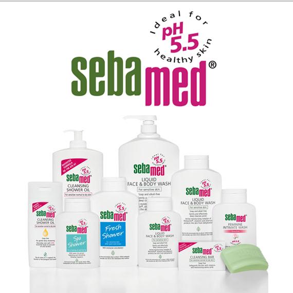 德国医学皮肤护理第一品牌Sebamed施巴