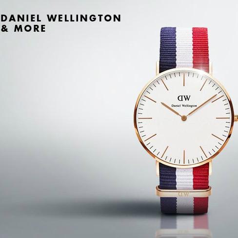 Daniel Wellington等品牌手表